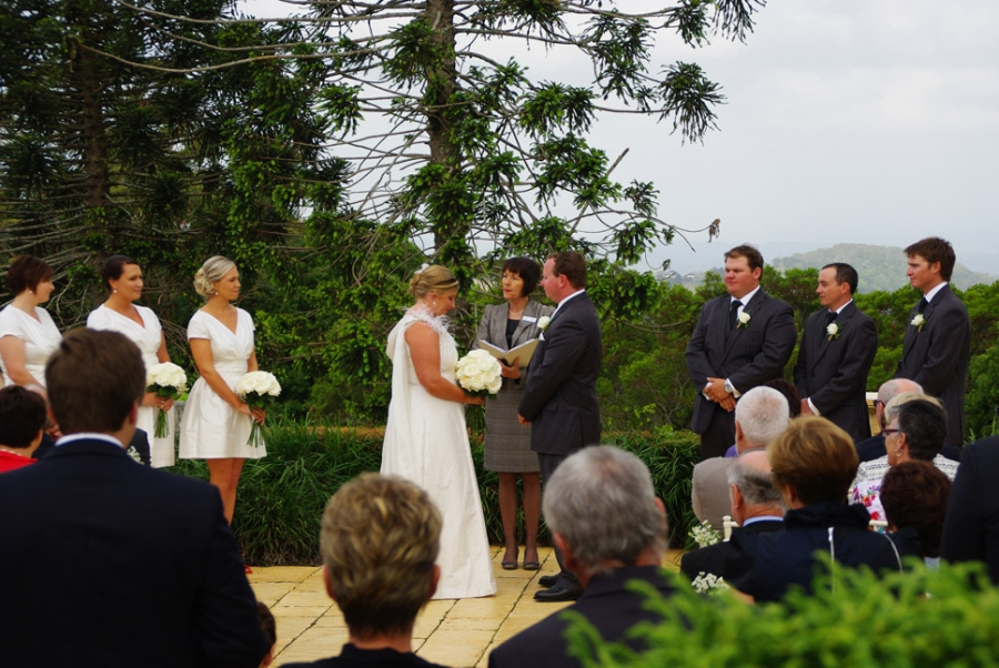 Sunshine Coast Hinterland Wedding Venues Montville Maleny Marriage Celebrant