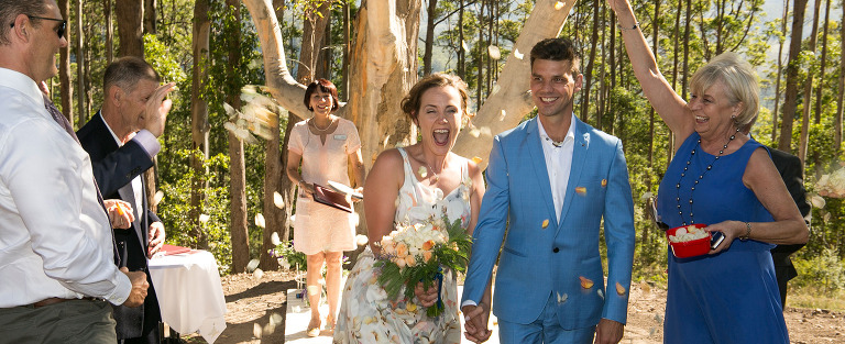 Maleny Wedding Photographer at Coolabine Ridge Eco Resort