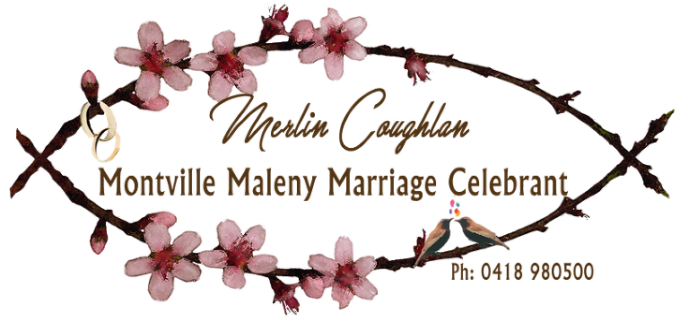Montville Maleny Marriage Celebrant